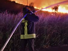 Extreme hitte en natuurbranden teisteren vakantielanden rond Middellandse Zee