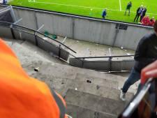 NEC geschrokken door instortende tribune, stadion ondergaat volledige inspectie