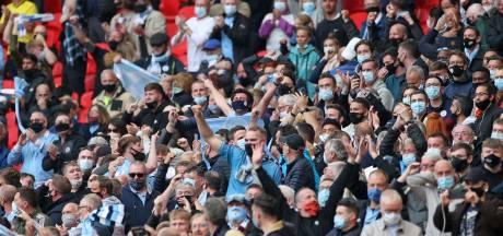 Un maximum de 10.000 supporters pourront assister aux derniers matches de Premier League