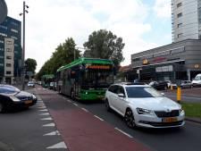 Auto's weren van Spuiboulevard? Dan ook een transferium in Dordt-Oost
