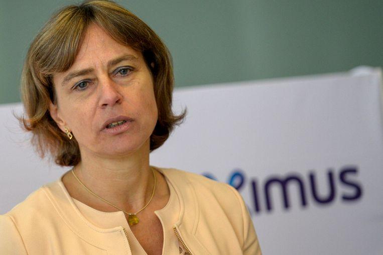 CEO Dominique Leroy van Proximus Beeld PHOTO_NEWS