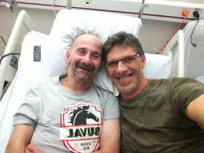 Après avoir sauvé la vie de Michel, Claudy continue de venir en aide aux sans-abris