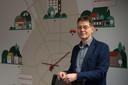 Harrie Geboers, bestuursvoorzitter van Huisartsenposten Oost-Brabant
