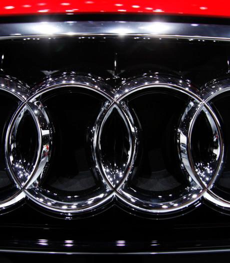 Onder bedreiging gecrasht met een in Nijmegen gestolen Audi
