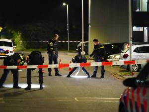 Een aantal harde knallen en negen kogelhulzen: bewoners Overvechtse buurt beleven déjà vu