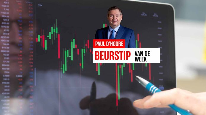 Beursexpert Paul D'Hoore.