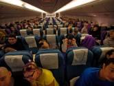 Instagram-influencer schreeuwt in vliegtuig dat hij coronavirus heeft: 'Was maar een grapje'