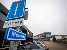 Nieuwe bedrijven aan Melkweg in Bergeijk
