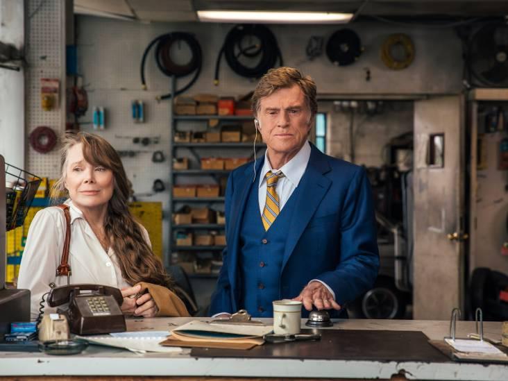 Misdaadkomedie Robert Redford geen hoogvlieger in zijn rijke oeuvre