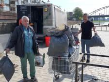 Dag na onrustige Koningsdag aan IJssel in Deventer: 'Drank met winkelwagens aangevoerd'