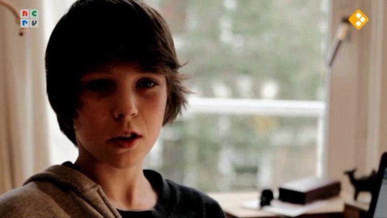 Rauwjongen Tom Watkins in de documentaire Rauw Beeld ANP