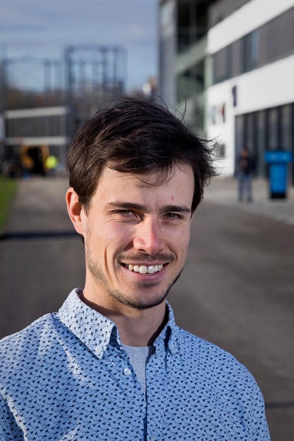 Lex Hoefsloot CEO Lightyear Helmond