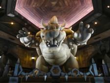 Super Mario World opent in februari de deuren met AR-achtbaan