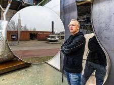 Kunstenaar Ronald Westerhuis uit Zwolle moet vertrekken uit atelier: 'Kunst tegen het grote kapitaal'