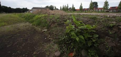 Bouwterrein Deurne wordt afgegraven om Japanse duizendknoop