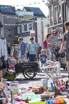 Nachtbrakers staan al sinds 03.30 uur op kindermarkt in Oldenzaal