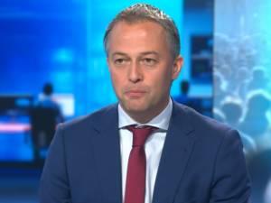 """Egbert Lachaert: """"Le Covid Safe Ticket n'est pas sur la table du gouvernement flamand"""""""