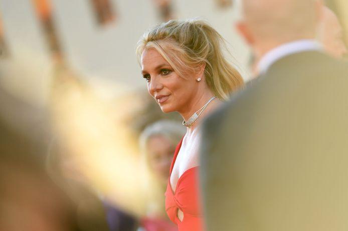 Britney Spears en juillet 2019