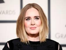 Adele weet niet wanneer volgende album uitkomt