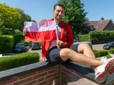 Voetballer Junatowski steunt vaderland Polen tijdens EK: 'De kwartfinale zou al mooi zijn'