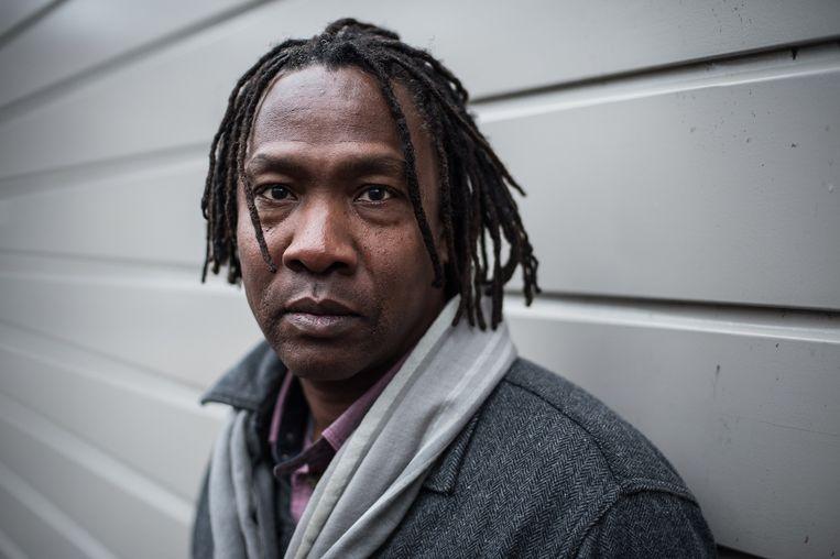 Roger Ross Williams zwengelde in 2015 tot twee keer toe de Zwarte Pietendiscussie aan met zijn CNN-documentaire Black Face. Beeld Mats van Soolingen