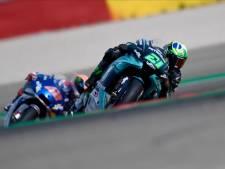 Zege Morbidelli in MotoGP, Mir verstevigt leiding in WK