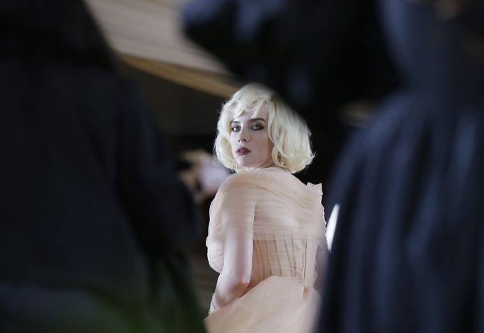 Billie Eilish au MET Gala.