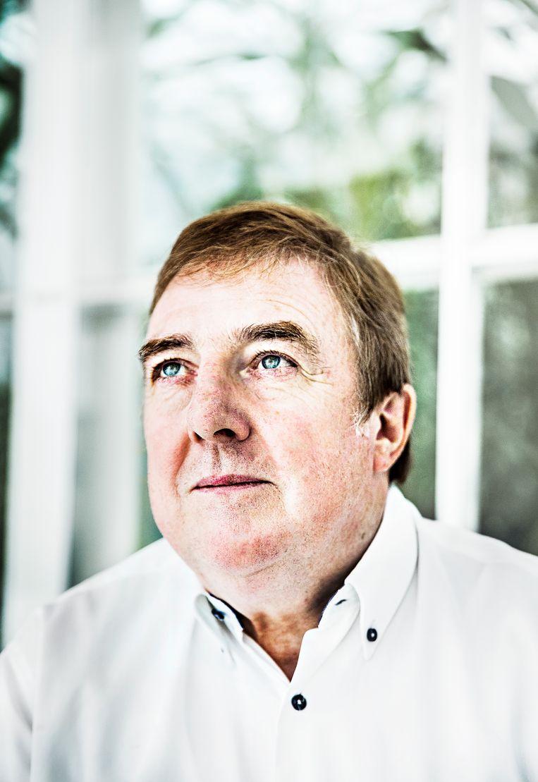 Dirk Inzé. Beeld Aurélie Geurts