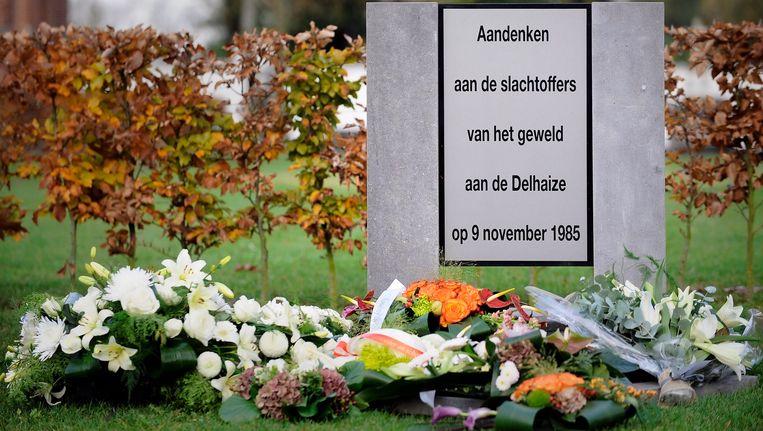 Aalst herdacht begin deze maand de 25e verjaardag van de aanslag door de Bende van Nijvel Beeld BELGA