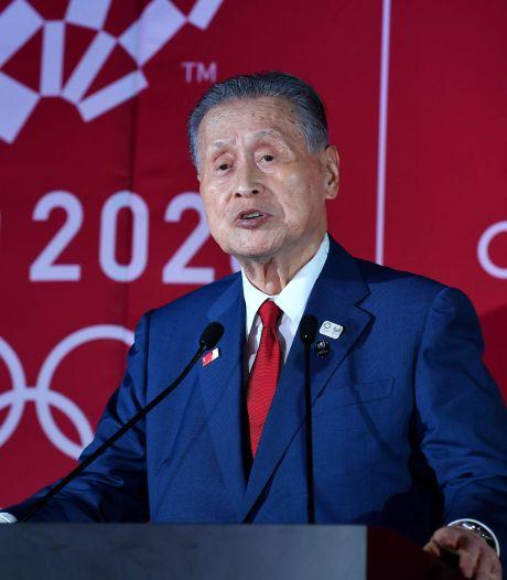 'Voorzitter Spelen Tokio stapt toch op na seksistische uitspraken'