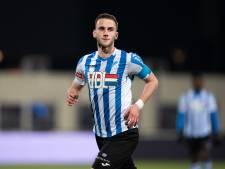 FC Eindhoven ook tegen Sparta niet op volle oorlogssterkte