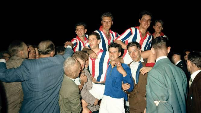 Voorpublicatie jubileumboek: Willem II's Europese ticket ging in 1955 via NAC naar PSV