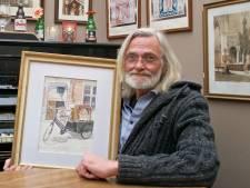 Aquarellen van Fons Teijssen te bewonderen in kunsthuis Den Engel