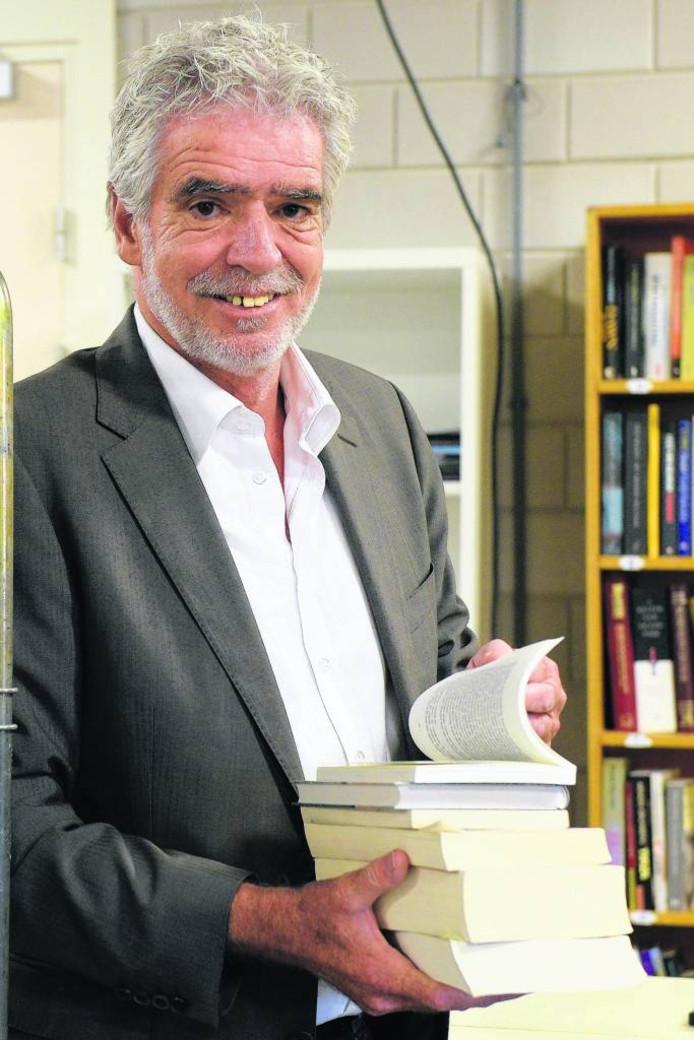 Directeur Peter Verdijk van Actief. foto Ed van Alem