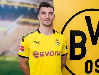 """Thomas Meunier tekent tot 2024 bij Dortmund: """"Wil prijzen winnen met Borussia"""""""