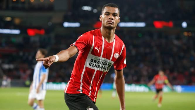 PSV moet na meeslepend duel met Real Sociedad genoegen nemen met gelijkspel