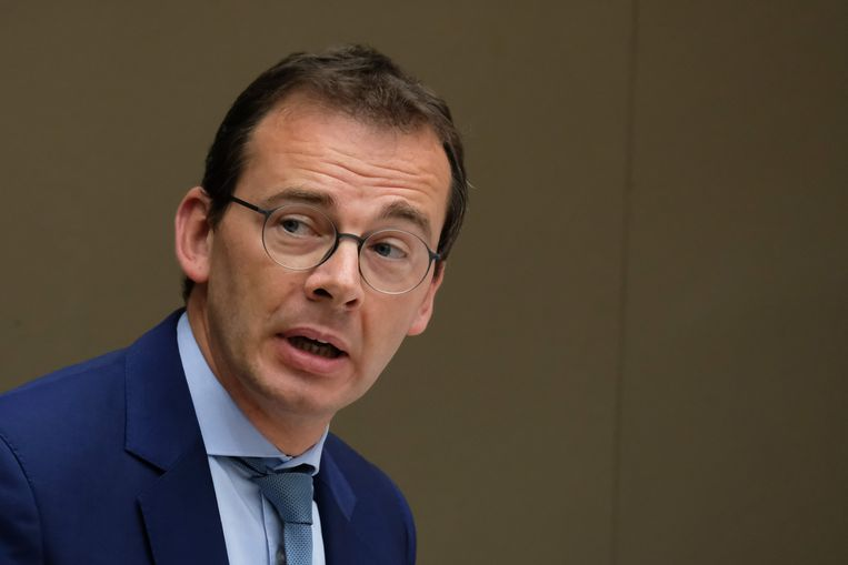 Vlaams minister van Welzijn Wouter Beke (CD&V) Beeld BELGA