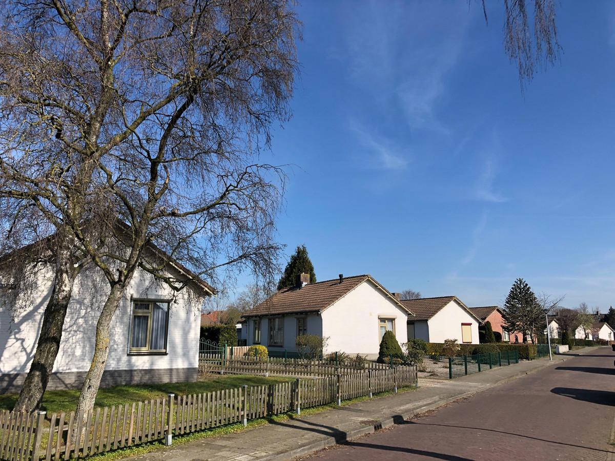 Een groot deel van 'Wit Korea' zoals hier aan de Walravenstraat verdwijnt ook. De gemeente steunt de plannen van Area.