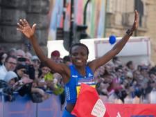 Wereldrecord voor Jepkosgei op halve marathon Valencia