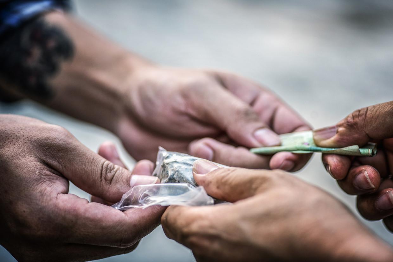 Hector (drugshandelaar): 'Al mijn familieleden zijn drugsdealer. Als je in de bergen bent geboren, heb je twee opties: of je werkt voor de drugsbazen, of je teelt papaver en marihuana.' Beeld Getty Images