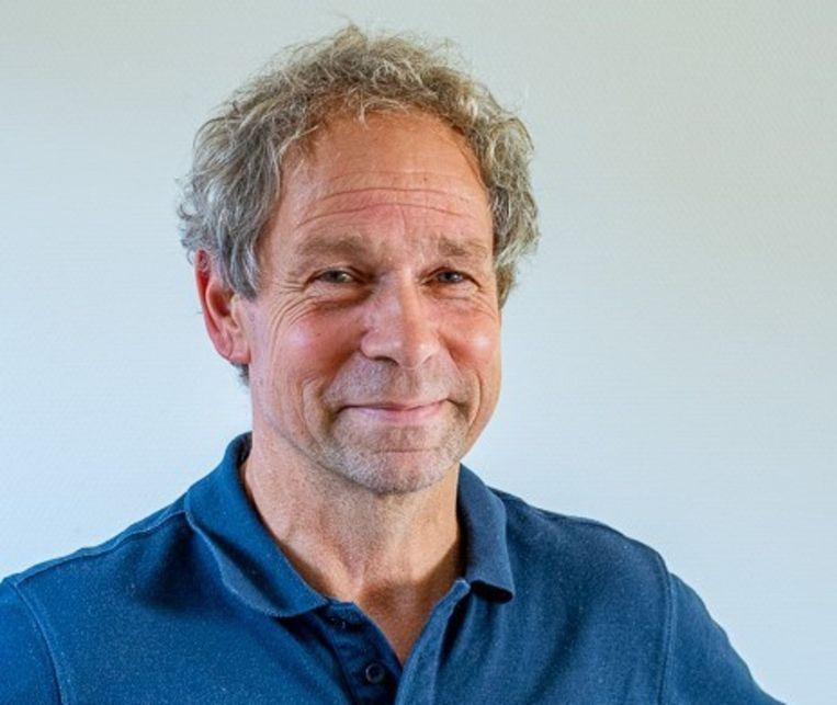 Rob Langhout had met drie behandelingen de liesproblemen bij De Vrij opgelost.  Beeld