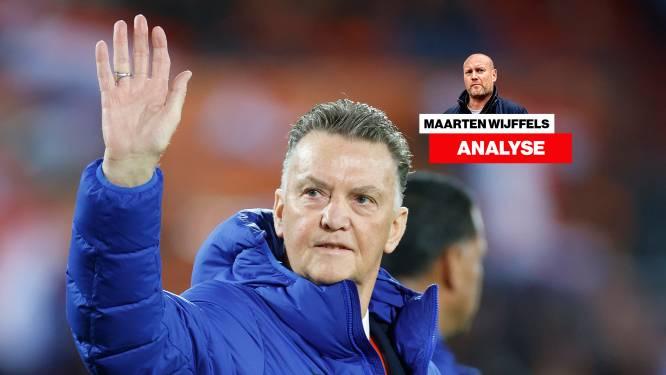 Louis van Gaal heeft alweer zin om 5-3-2 te spelen tegen Spanje