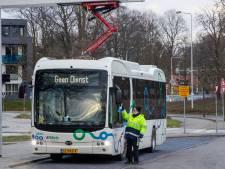 Toen viel de bus plotseling uit: storing velt nieuwe elektrische bussen in Ede