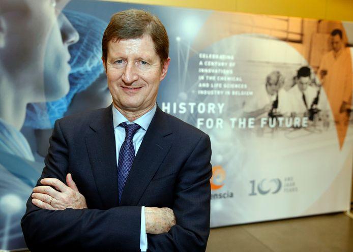 Yves Verschueren, administrateur délégué d'Essenscia Belgique