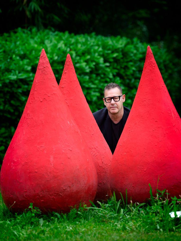 Peter Verhelst. Beeld © Mark Kohn