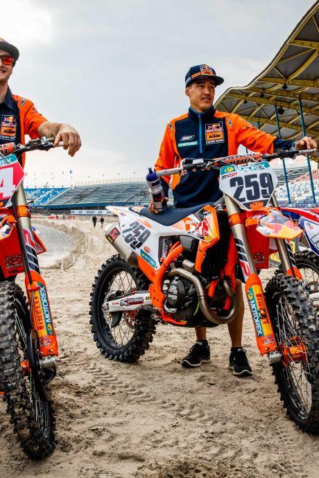 Coldenhoff en Herlings steunen initiatief KNMV voor behoud motocrosscircuits