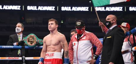 Bokskampioen Canelo Alvarez voelt zich superieur maar onderschat tegenstander niet