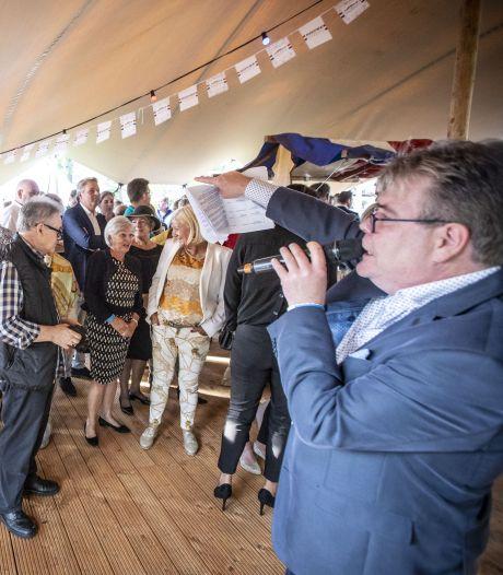 Haringparty Hof van Twente moet wéér doorgeschoven worden: 'enorm balen'