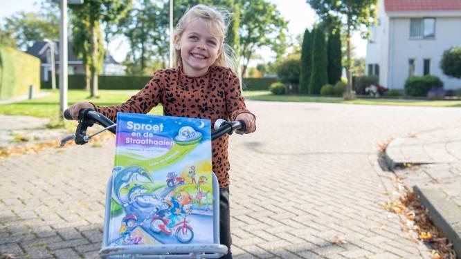 Raalte stuurt 4-jarigen een veiligheidsbox voor ze de weg op gaan: 'Kinderen gaan steeds jonger het  verkeer in'