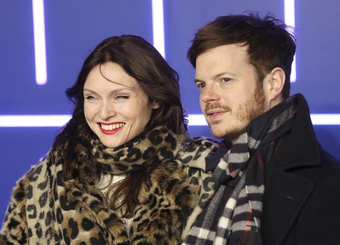 Sophie en haar man Richard.